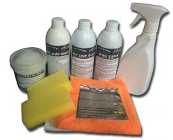 Kit Ecolavagem DRY LIMP - (40 Lavagens a Seco) Lavagem Ecológica
