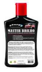 Master Brilho - Manutenção do Brilho da pintura - 500ml
