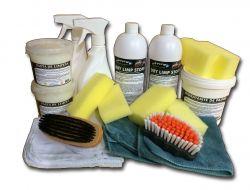Kit Médio de Higienização de Interiores Dry Limp