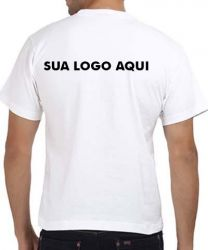 Camisa Personalizada com sua Logo