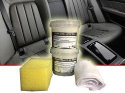 Kit Limpeza E Hidratação De Couro Dry Limp - 200ml