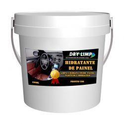 Hidratante de Couro, Plásticos e Borracha - Balde de 500ml - Dry Limp