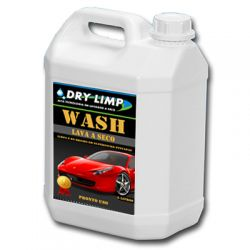 DRY LIMP WASH - 5 Litros Pronto Uso + Borrifador de 500ml