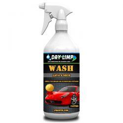 DRY LIMP WASH - 1 Litro Pronto Uso - Auto Brilho