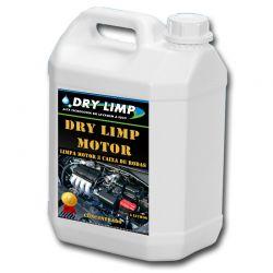 Dry Limp Motor - 5 Litros - Limpa Motor e Chassi
