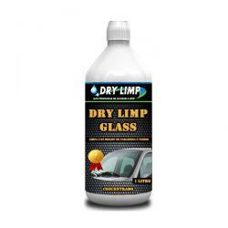 Limpa Vidros, Box, Blindex, Aquario, Janela- 1 Litro - Dry Limp