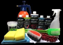 Kit Ecolavagem DRY LIMP - (70 lavagens a Seco) Lavagem Ecológica