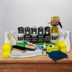 Super Kit Ecolavagem Completo DRY LIMP - (200 Lavagens a Seco)